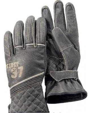 Highway 1 Retro IV rukavice hnědé