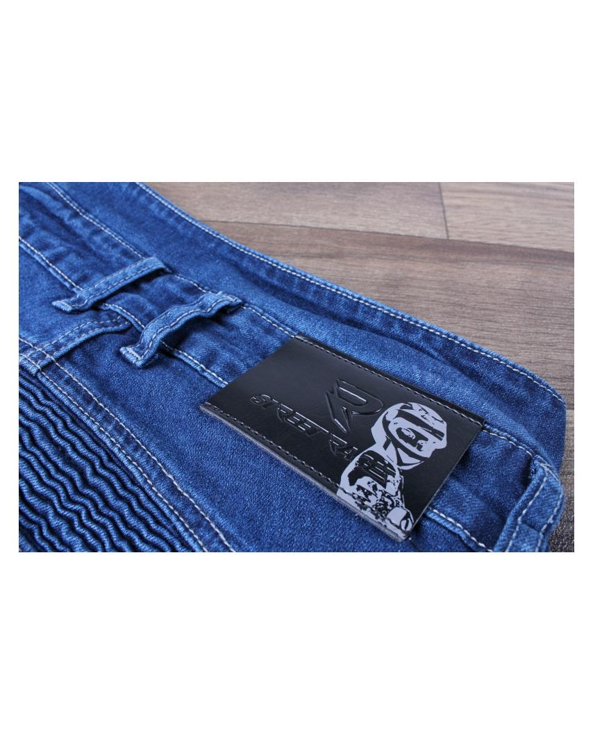 755df17527e Kevlarové jeansy na motorku Street Racer Basic