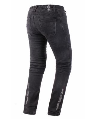 Kevlarové jeansy na motorku Street Racer Spike