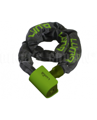 Luma Enduro chain 867 8x90 green